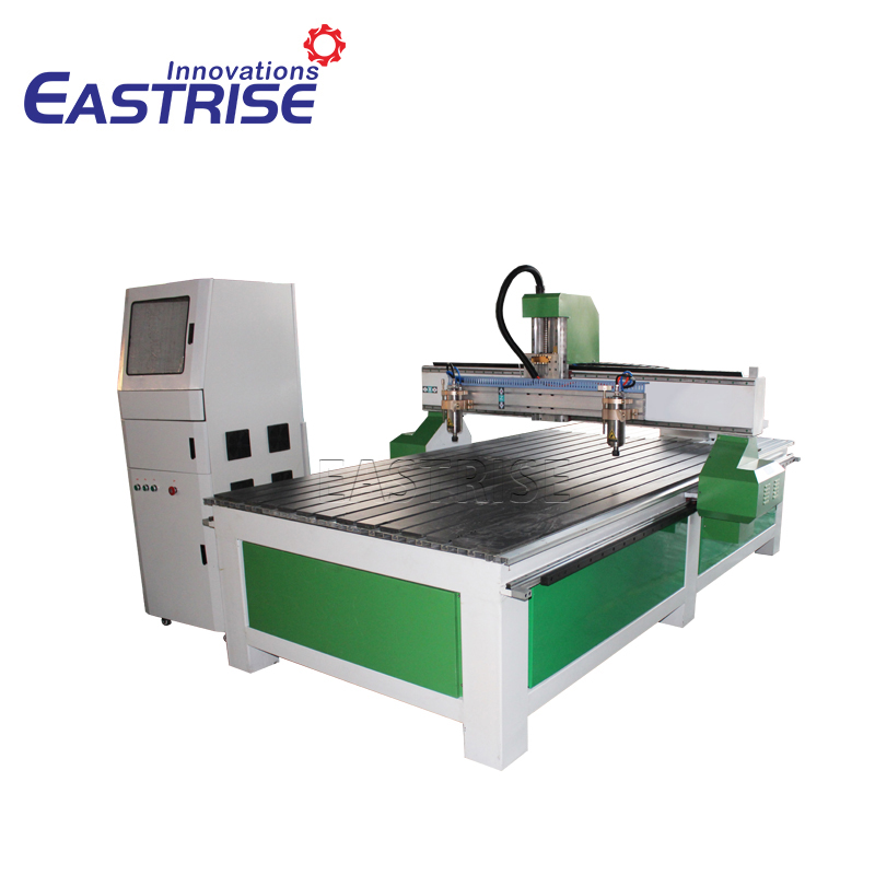 1325 1530 Cnc Router with Two Spindles