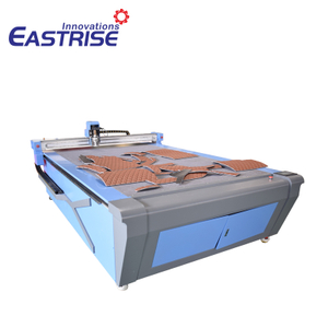 1625 Oscillating Knife Cutting Machine for Textile