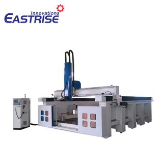 2000*4000mm Big Size 2040 4-axis Polystyrene Cnc Router