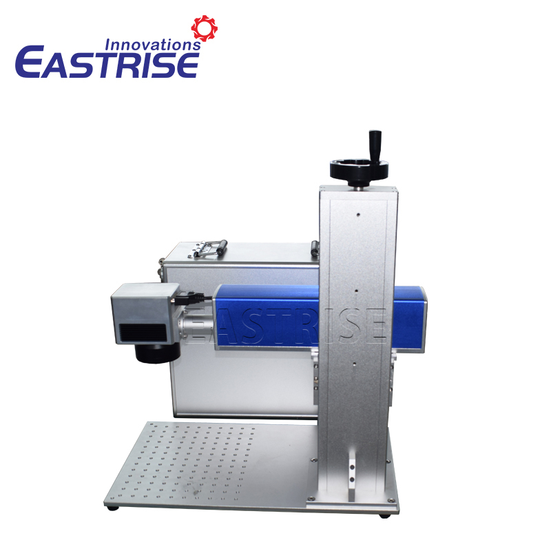 Mini Desktop Fiber Laser Marking Machine for Copper, Steel, Aluminium, Gold, Sliver