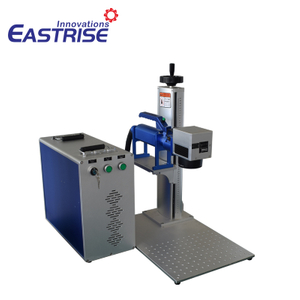 Handheld Fiber Laser Marker with EZCAD, Sino Galvo, IPG, Raycus