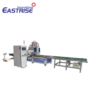 1325 Load And Unload ATC Cnc Router with Boring Head