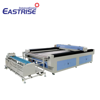 1630 Auto Feeding Co2 Laser Cutting Machine for Textile, Fabric, Cloth, Leather