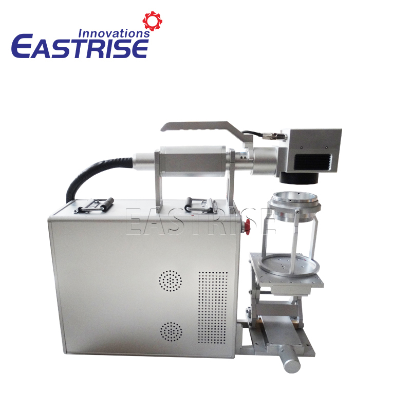Handheld Portable Fiber Laser Marking Machine