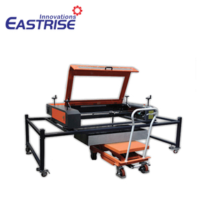 1390 90w Split CO2 Laser Engraving Machine for Stone, Laser Stone Engraving Machine, Stone Engraver, Stone Etching Machine