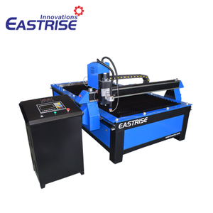 CNC Metal Plasma Cutting Machine with Water Tank And Water Spray