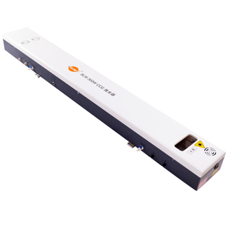 China SLW Brand 220w 300w 500w 600w High Power CO2 Laser Tube