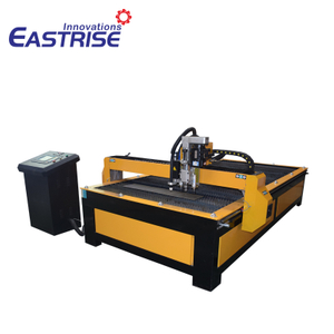 1325 1530 2060 Metal Plasma Cutting Machine with Drill for Metal, Steel, SS, CS, MS