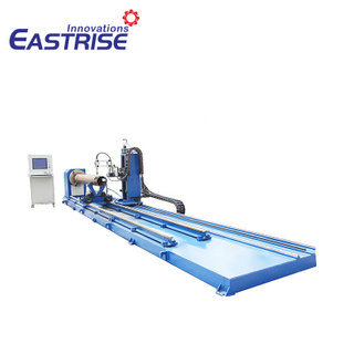 5 axis CNC Plasma Pipe Tube Cutting Beveling Machine